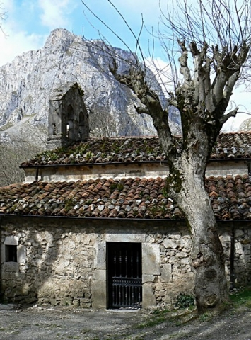 Bulnes church