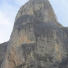 Naranjo de Bulnes, west face