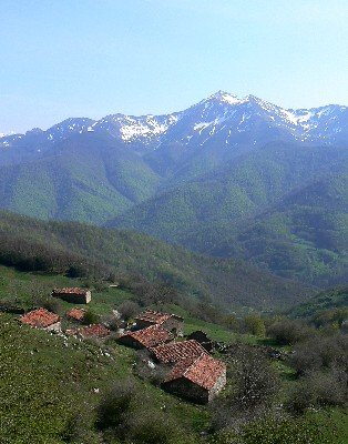 The Cantabrian Mountains