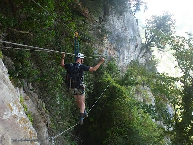 peter 1 viaferrata